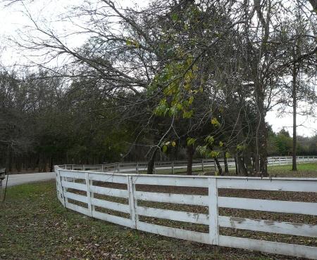 Horse Fence Building Fencing Design